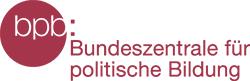 Website Bundeszentrale für politische Bildung